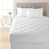 Martha Stewart Collection Dream Science Allergy Sleep System Queen Mattress Pad