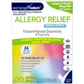 Exchange Select Allergy Relief Nasal Spray
