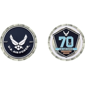 Air Force 70th Anniversary Coin