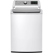 LG Energy Star 5.0 cu. ft. Top Load Mega Capacity Washer