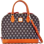 Dooney & Bourke MLB Baltimore Orioles ZZ Satchel