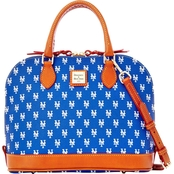 Dooney & Bourke MLB New York Mets ZZ Satchel