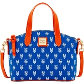 Dooney & Bourke MLB New York Mets Ruby Bag