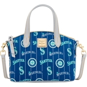 Dooney & Bourke MLB Seattle Mariners Ruby Handbag