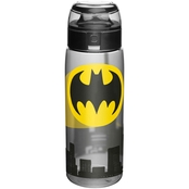Zak Designs Batman 25 oz. Reusable Plastic Water Bottle