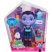Just Play Disney Junior Bat-tastic Talking Vampirina and Wolfie