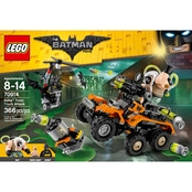 LEGO Batman Movie Bane Toxic Truck Attack