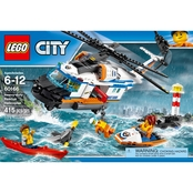 LEGO City Heavy Duty Rescue Helicopter