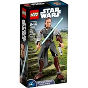 LEGO Star Wars Rey Buildable Figure