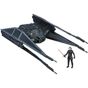 Star Wars Force Link Kylo Ren's TIE Silencer and Kylo Ren (TIE Pilot) Figure