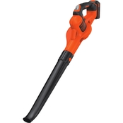 Black and Decker 20V MAX* Lithium POWERBOOST Sweeper