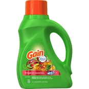 Gain Tropical Sunrise HE Liquid Laundry Detergent 50 Oz. 24 Loads