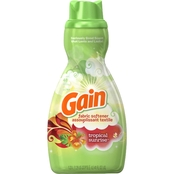 Gain Tropical Sunrise Liquid Fabric Softener, 48 loads