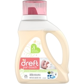 Dreft purtouch HE Liquid Laundry Detergent 40 Oz.