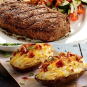 Kansas City Steak Company Steaks and Bakes: Sirloin