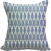 Homewear Linens Greenly Patterned 20 in. x 20 in. Pillow