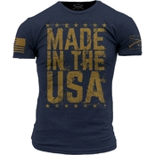 Grunt Style Made in the USA Tee