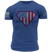 Grunt Style Super Patriot Tee