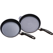 Swiss Diamond Classic Nonstick 2 Pc. Fry Pan Duo Set