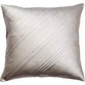Swarovski Majestic Pleated Pillow