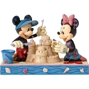 Disney Traditions Seaside Mickey and Minnie