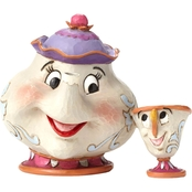 Disney Traditions Mrs. Potts And Chip