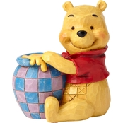Disney Traditions Mini Pooh With Honey