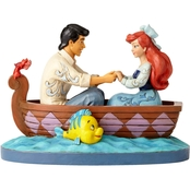 Disney Traditions Little Mermaid and Prince