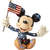 Disney Traditions Mini Patriotic Mickey