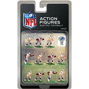 Tudor Games NFL Detroit Lions Action Figures
