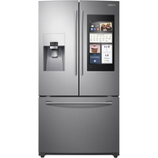 Samsung 24 Cu. Ft. French Door Refrigerator with Family Hub