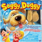 Spin Masters Soggy Doggy Game