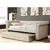 Furniture of America Leanna Daybed With Trundle