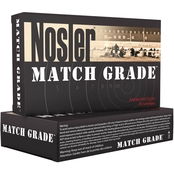 Nosler Custom Competition .28 Nosler 168 Gr. Boat Tail Hollow Point, 20 Rounds