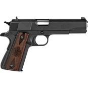 Springfield Mil-Spec 45 ACP 5 in. Barrel 7 Rds 2-Mags Pistol Black CA Comp