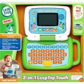 VTech Leap Top Touch 2 in 1 Laptop