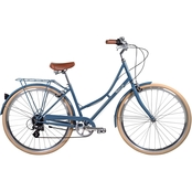 Pure Cycles Laurel 8 Speed Pure City Step Through Bicycle