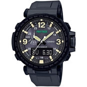 Casio Men's ProTrek Triple Sensor Analog/Digital Watch PRG600Y-1CR