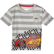 Extreme Concepts Toddler Boys Lightning McQueen Pocket Tee
