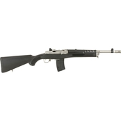 Ruger Mini Thirty 7.62x39 16.1 in. Barrel 20 Rnd Rifle SS with Rail and Scope Rings