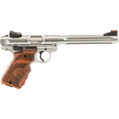 Ruger Mark IV Hunter 22 LR 6.9 in. Barrel 10 Rnd 2 Mag Pistol Stainless Steel