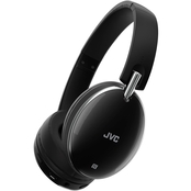 JVC Wireless Around Ear Headphones with Noise Cancelling