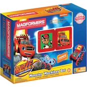 Magformers Blaze Monster Machines 22 Pc. Set