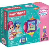 Magformers Shimmer and Shine 22 Pc. Set