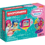 Magformers Shimmer and Shine Carnival 64 Pc. Set