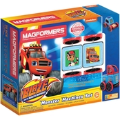 Magformers Blaze Monster Machines 35 Pc. Set