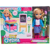 Barbie Club Chelsea Back to School Set