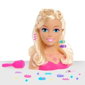 Just Play Barbie Fab Friends Styling Head