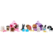 Just Play Puppy in My Pocket 20 Pc. Deluxe Pack