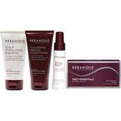 Keranique Complete Nourishing & Volumizing Kit